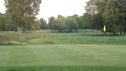 Woodside 7 green